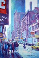 45TH STREET (OUT OF TIMES SQUARE)